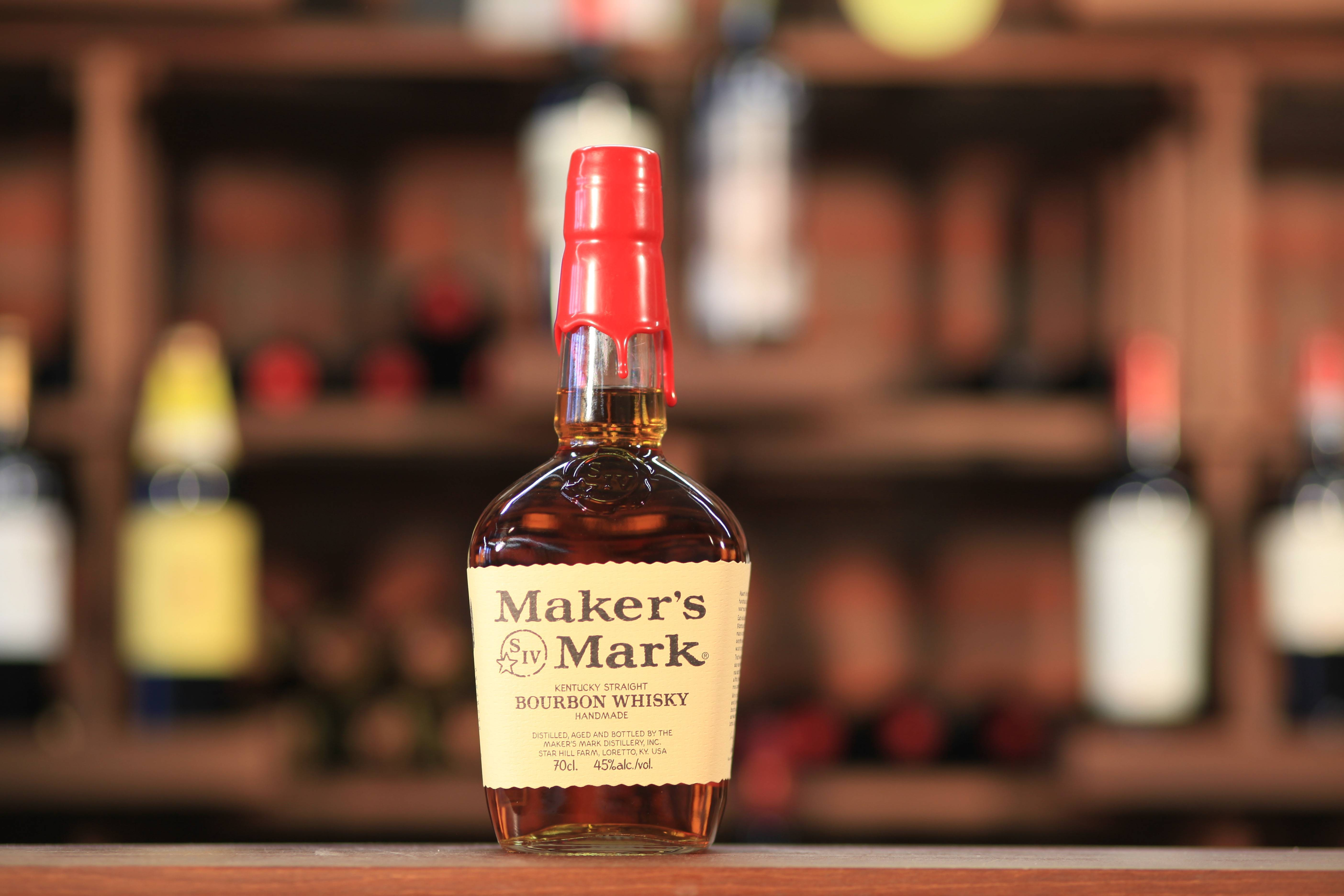 Maker's mark — виски из кукурузы, история и современность