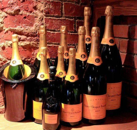 Как выбрать шампанское на новый год? полезные советы и всё об игристых напитках