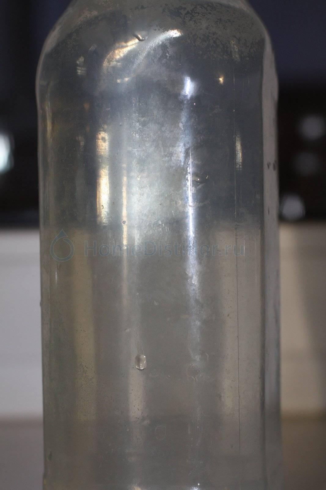 Очистка самогона яичным белком в домашних условиях