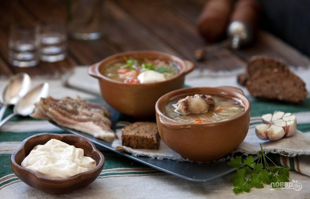Рецепты супов, спасающие от тяжелого похмелья