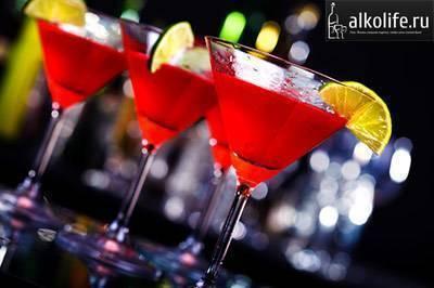 Основной рецепт коктейля космополитен (космо) и его разновидности