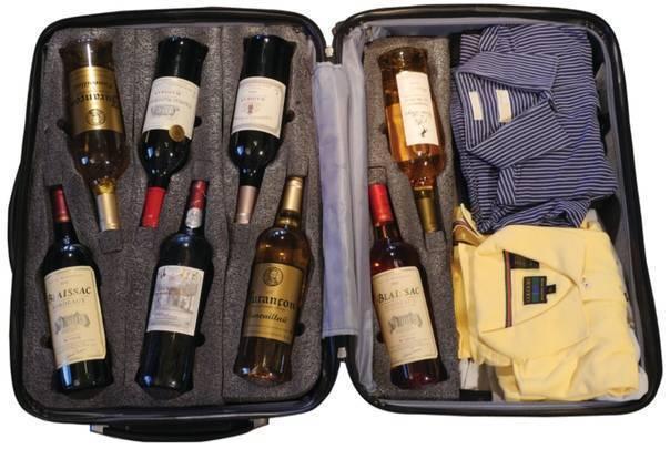 Сколько алкоголя можно провозить в самолете в багаже | наш багаж