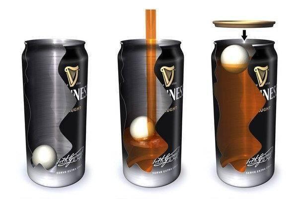 Пиво с азотной капсулой: для чего азотный шарик в пиве, виды и названия