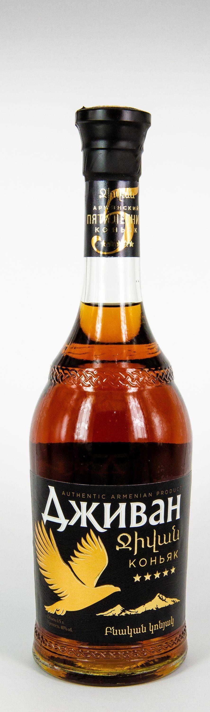 Коньяк дживан: рецептура и вкусовая палитра