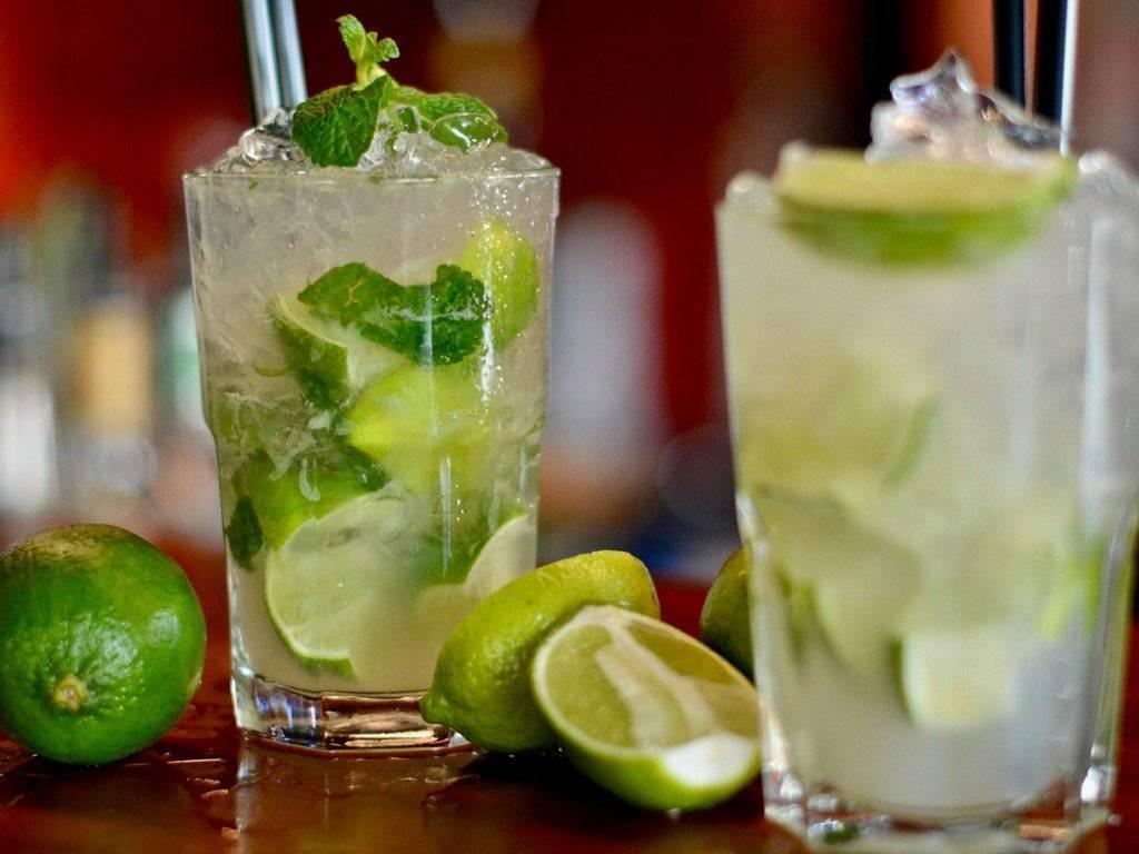 Коктейль дайкири: рецепт приготовления классического, клубничного напитка