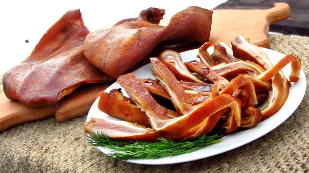 Как приготовить свиные уши к пиву и по-корейски: рецепты и советы опытных хозяюшек