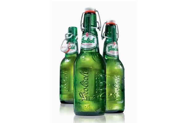 Пиво гролш (grolsch): особенности и марки
