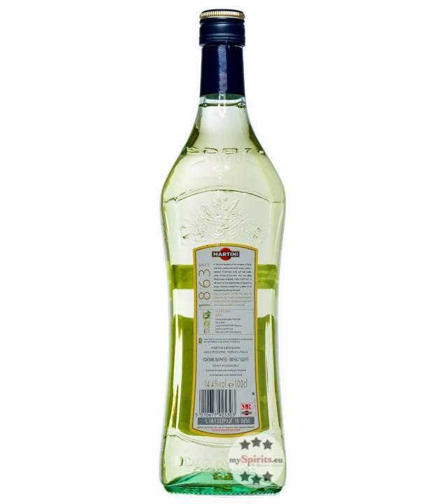 Срок годности мартини бьянко в закрытом