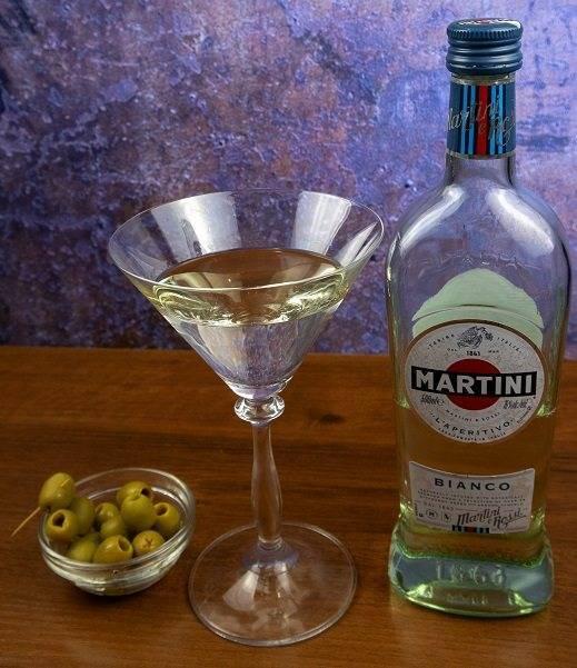 Состав мартини разных видов
