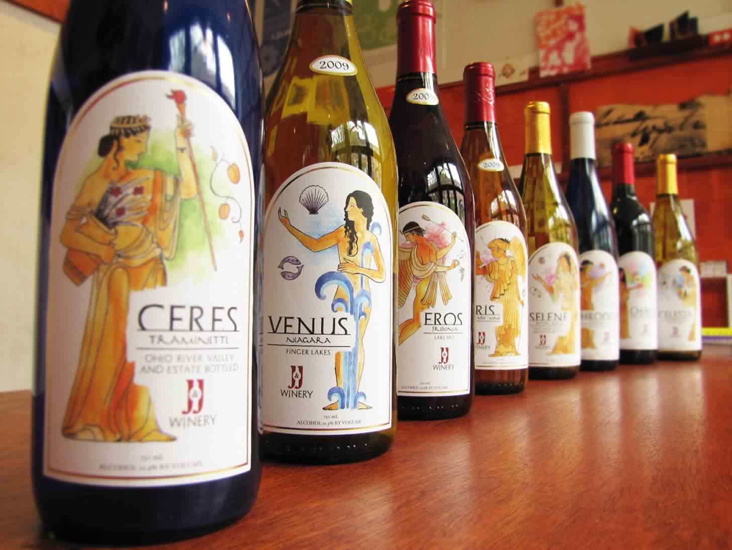 Греческие вина. 20 лучших греческих вин