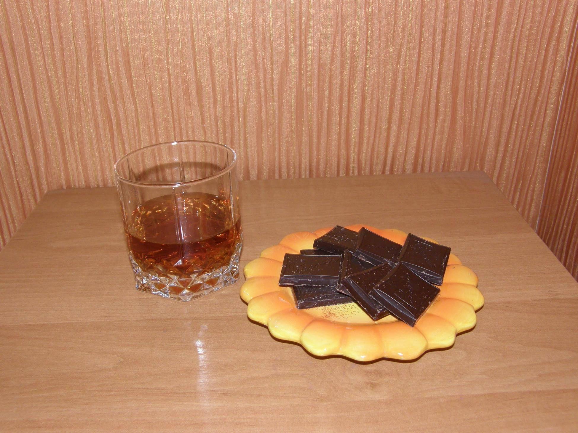 Марки шоколадного коньяка и рецепт приготовления в домашних условиях