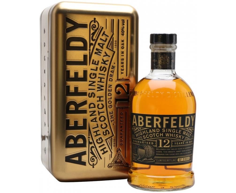 Виски aberfeldy
