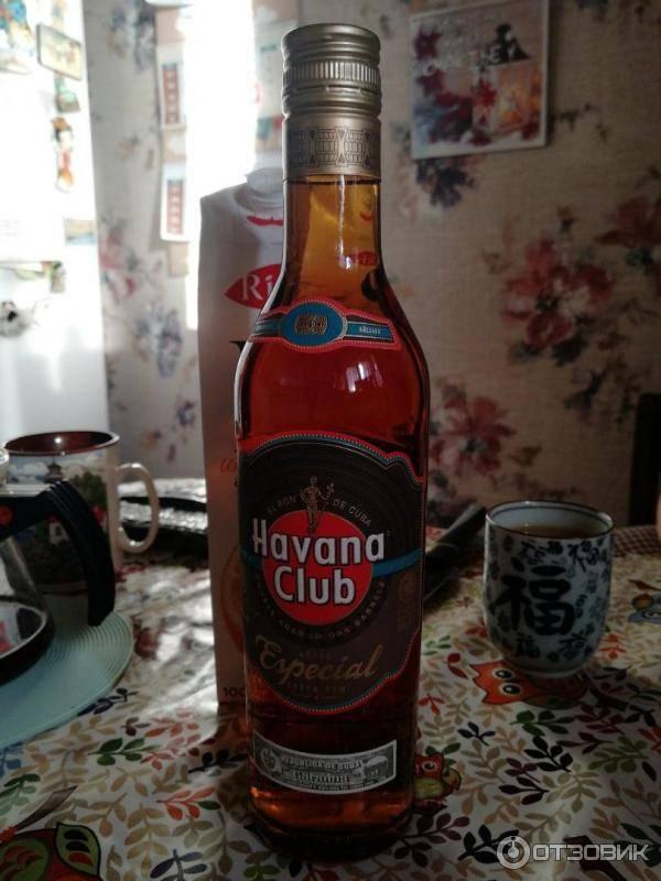 Пьют ли ром за мкадом ? havana club añejo especial   алкоблог ?   яндекс дзен