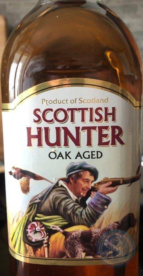 Обзор виски scottish hunter (скоттиш хантер)