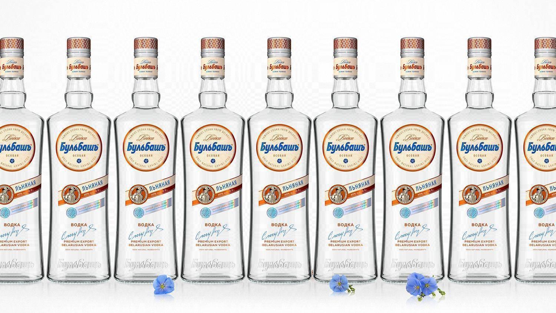 Водка «бульбаш» — отличный белорусский алкоголь