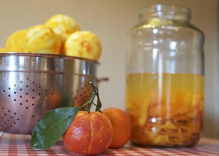 Мандариновый ликер: 5 рецептов в домашних условиях