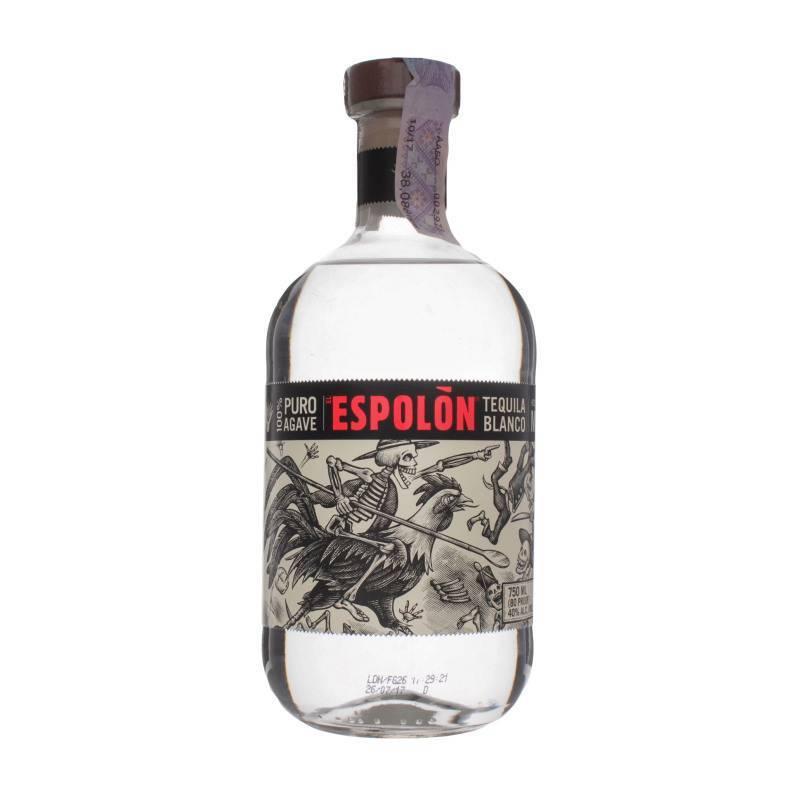 Характеристики текилы espolon