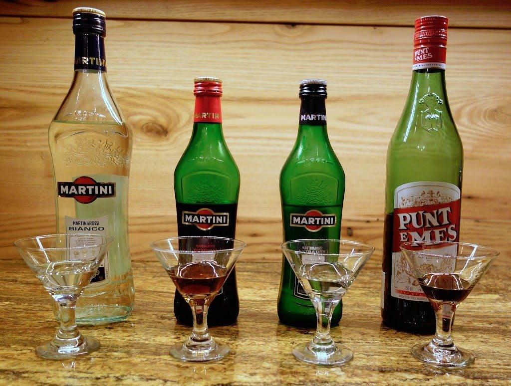 Как и с чем правильно пить мартини бьянко, россо, экстра драй и розато
