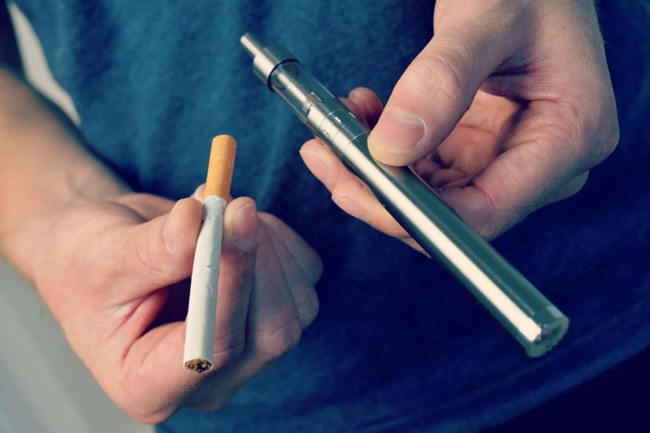 Электронная сигарета – о побочных эффектах
