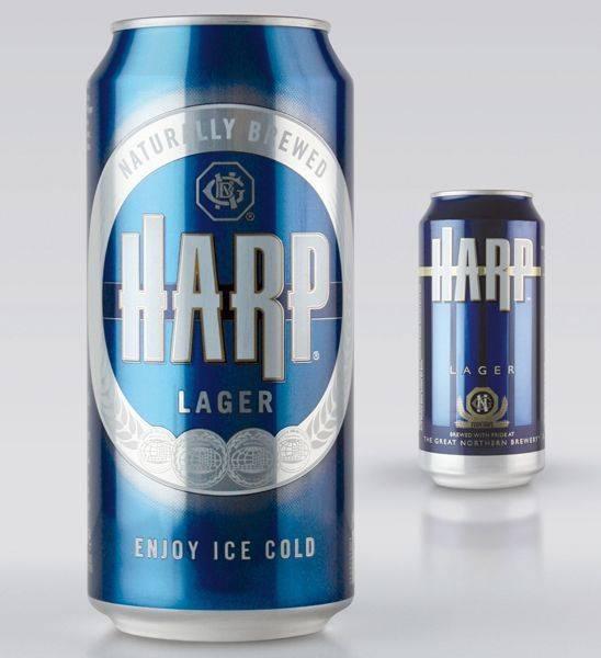 Пиво харп и его особенности