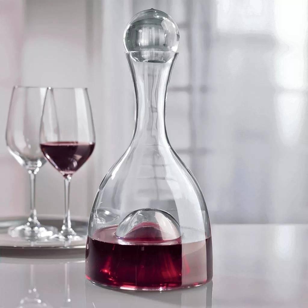 Декантирование вина: насыщение вина кислородом, для чего нужен декантер, как правильно проводить декантацию