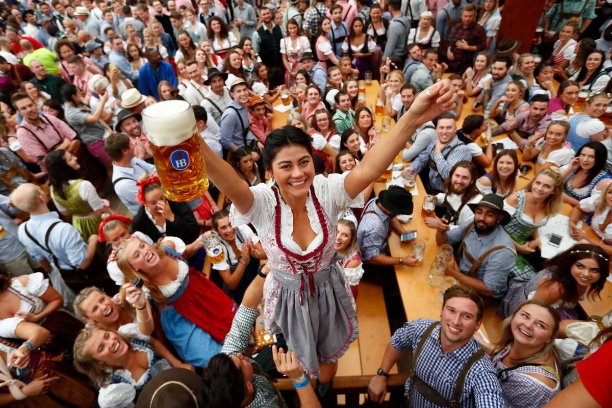Пивные сорта, фестивали и лучшие бары европы
