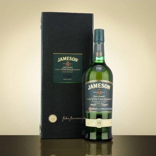 Виски jameson как отличить подделку от оригинала — история алкоголя