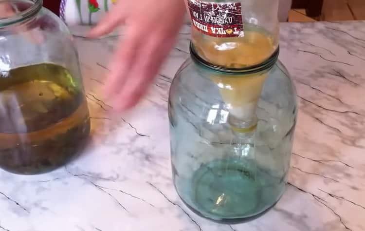 Текила из самогона в домашних условиях рецепт ?