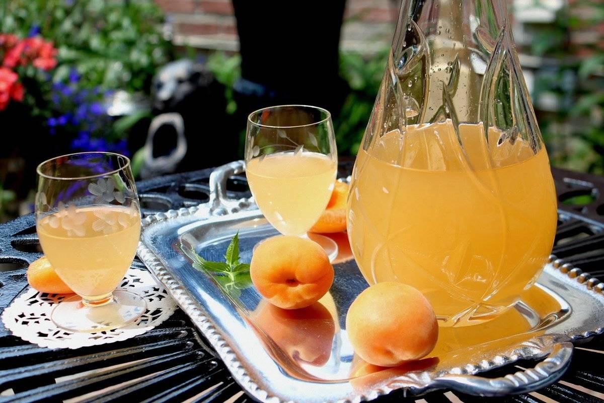 Персиковый ликер — солнечное великолепие в бокале
