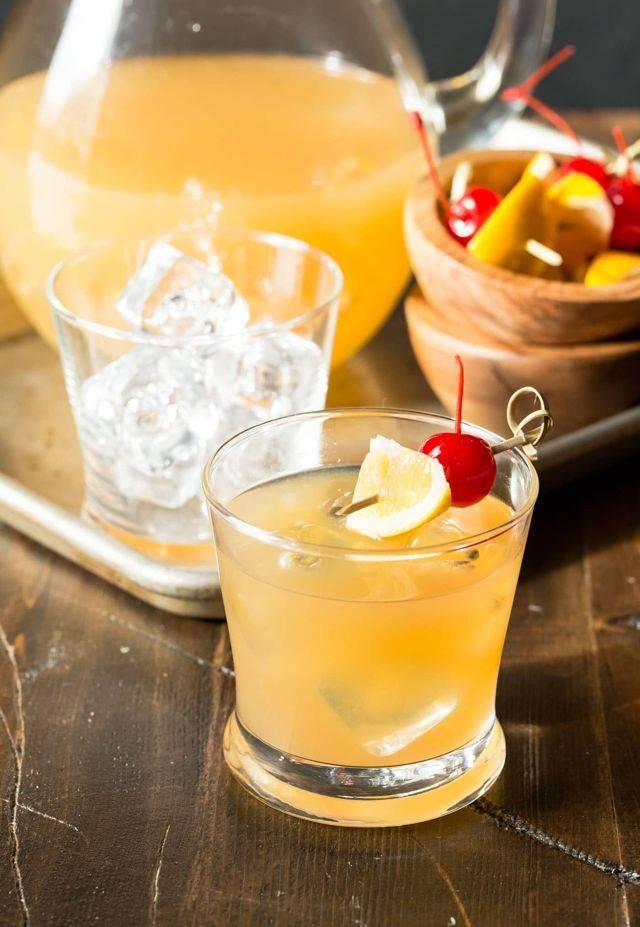 Лимончелло в домашних условиях, пошаговый рецепт с фото