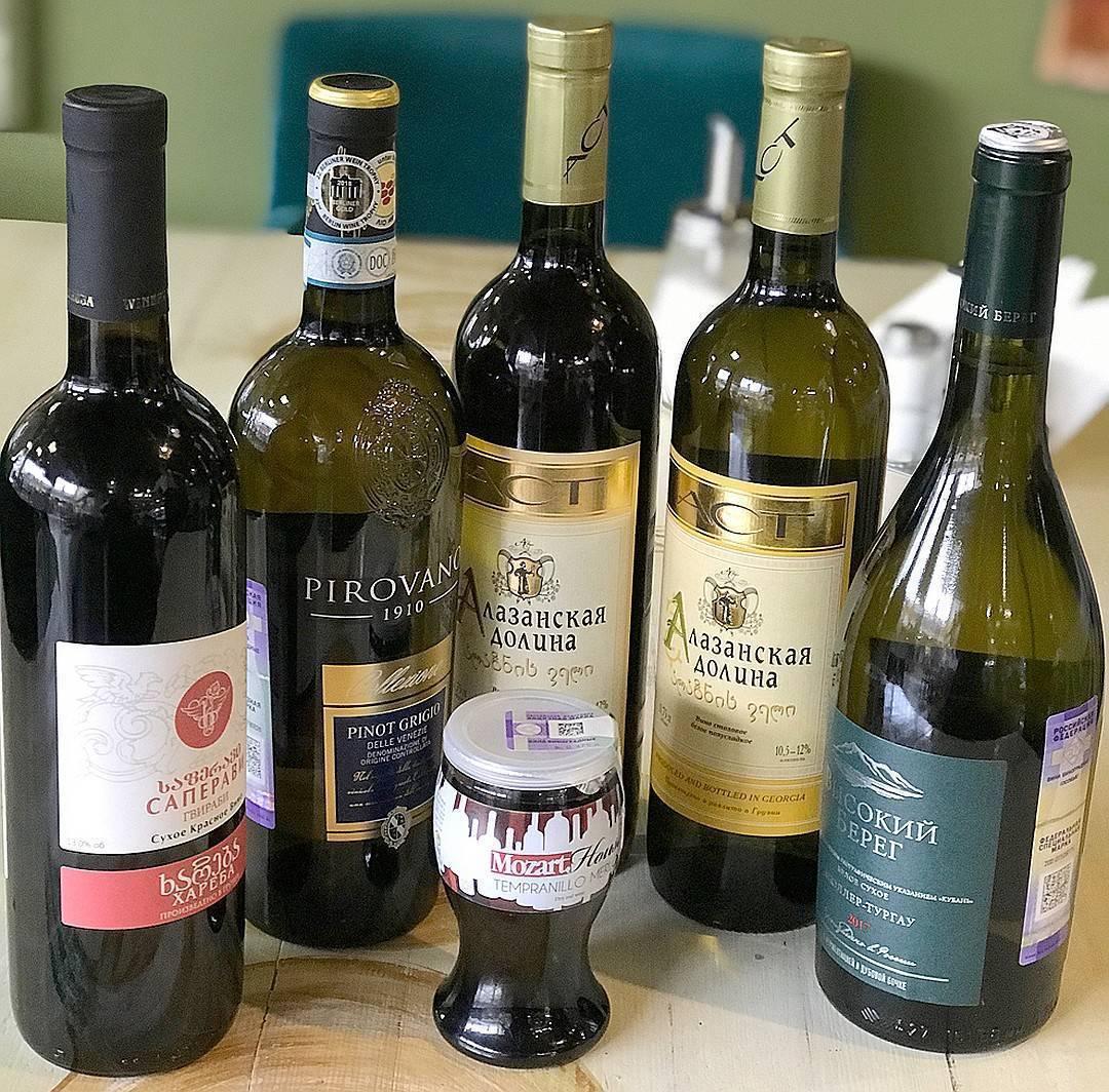 Лучшее белое грузинское вино: название и отзывы. сорта грузинских белых полусладких вин