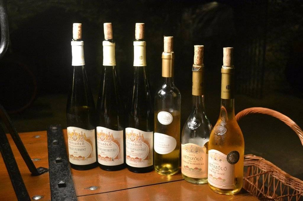 Вино токайское и его особенности