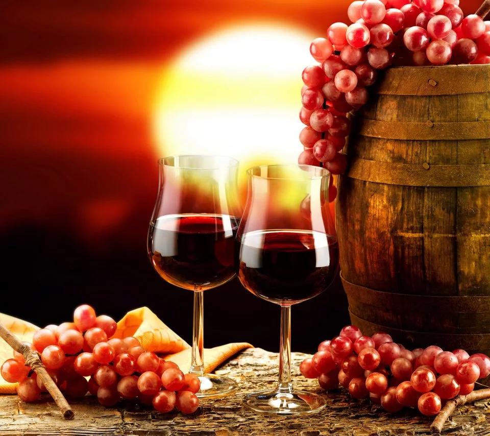 Вино из спелых абрикосов