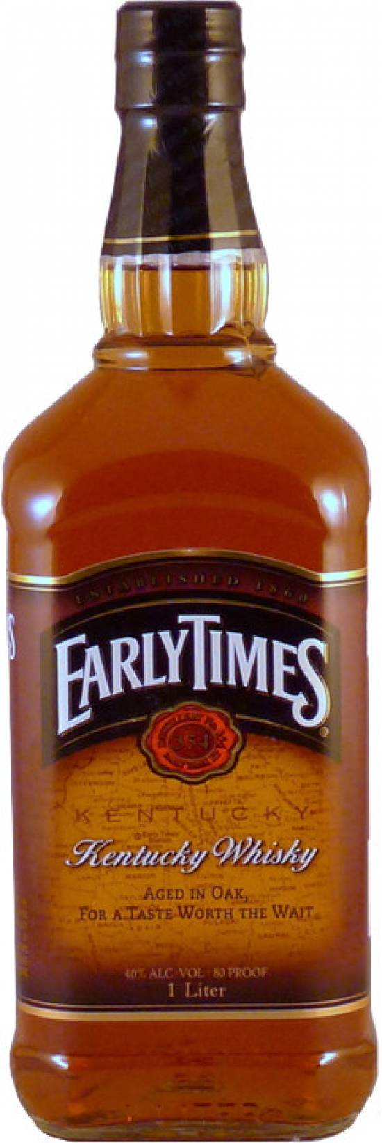 Виски early times (эрли таймс): описание, цена и стоимость