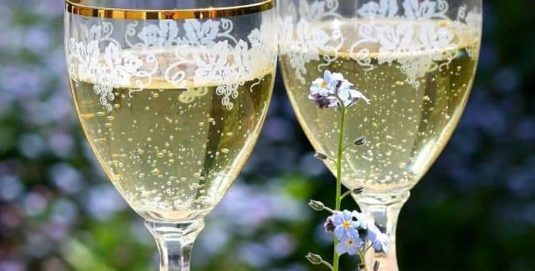 Шампанское - рецепты