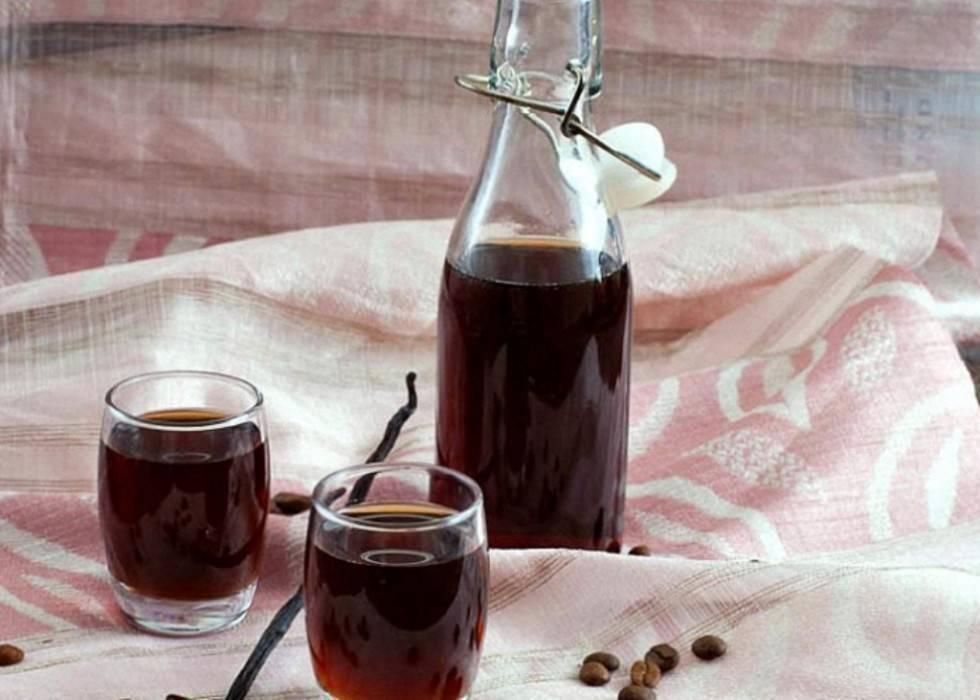 Кофейный ликер калуа в домашних условиях