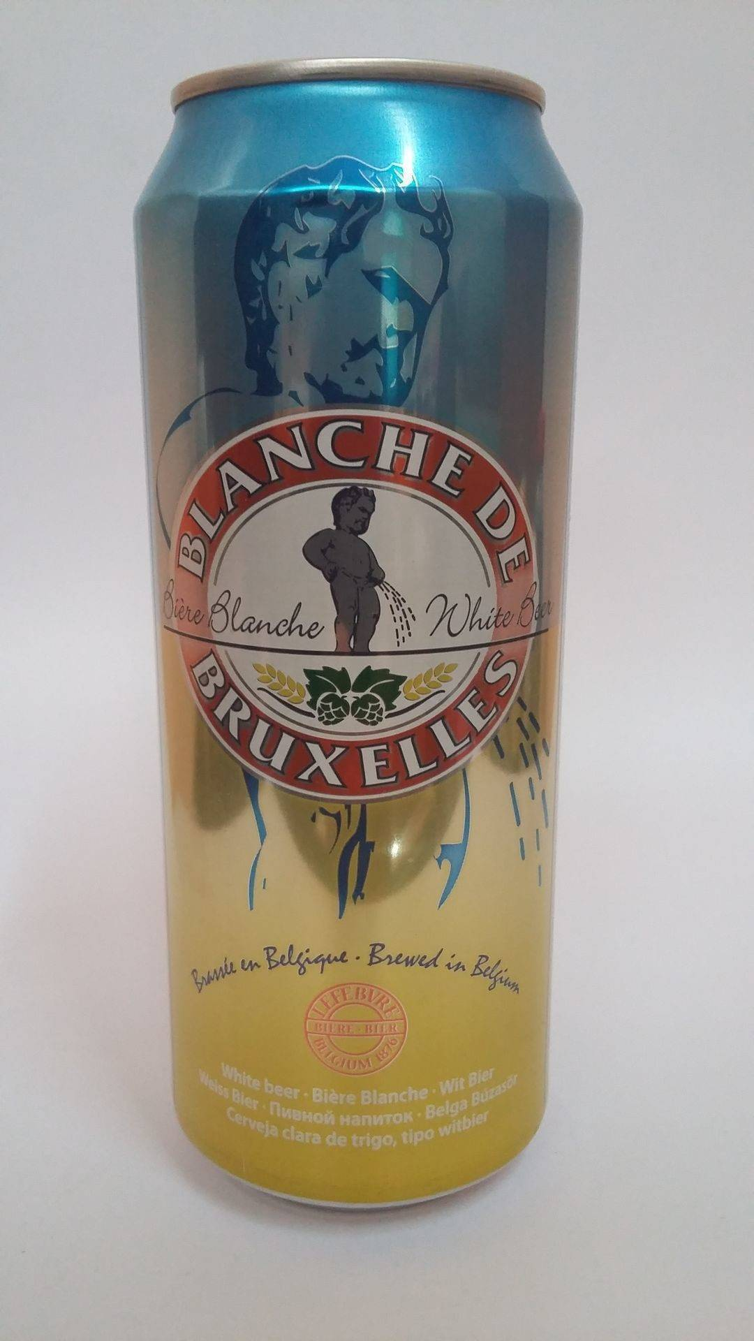 Пивоварня лефевр и их пиво бланш де брюссель. бельгийский напиток бланш де брюссель характерные черты