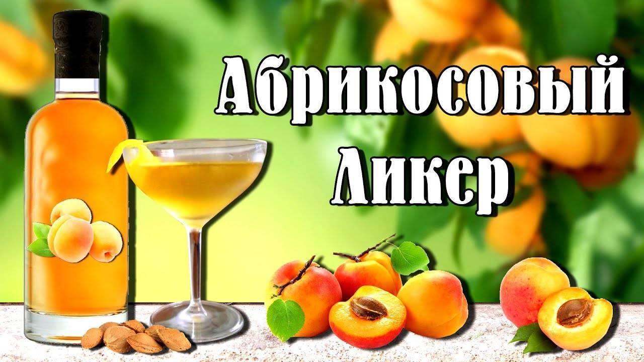 Ликер из абрикос в домашних условиях простой рецепт