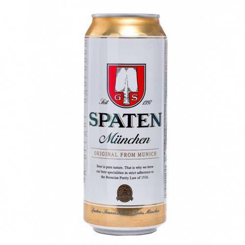 Пиво «шпатен» (spaten) — почувствуй вкус настоящей германии