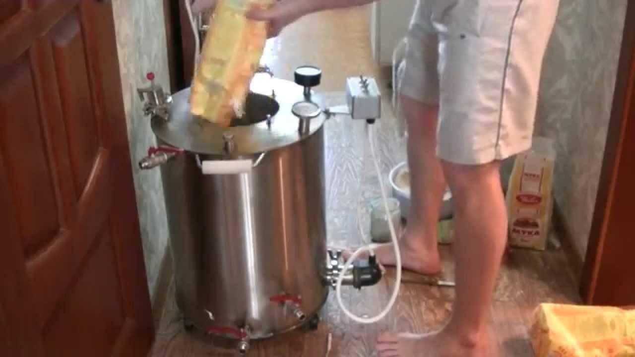 Рецепты, как поставить брагу на солоде, как выгнать солодовый самогон