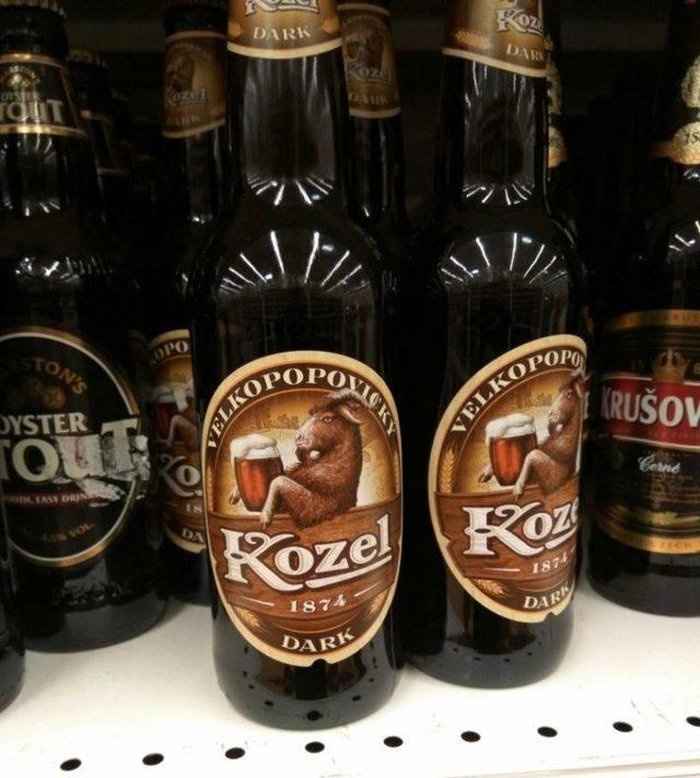 Обзор пива велкопоповицкий козел безалкогольное