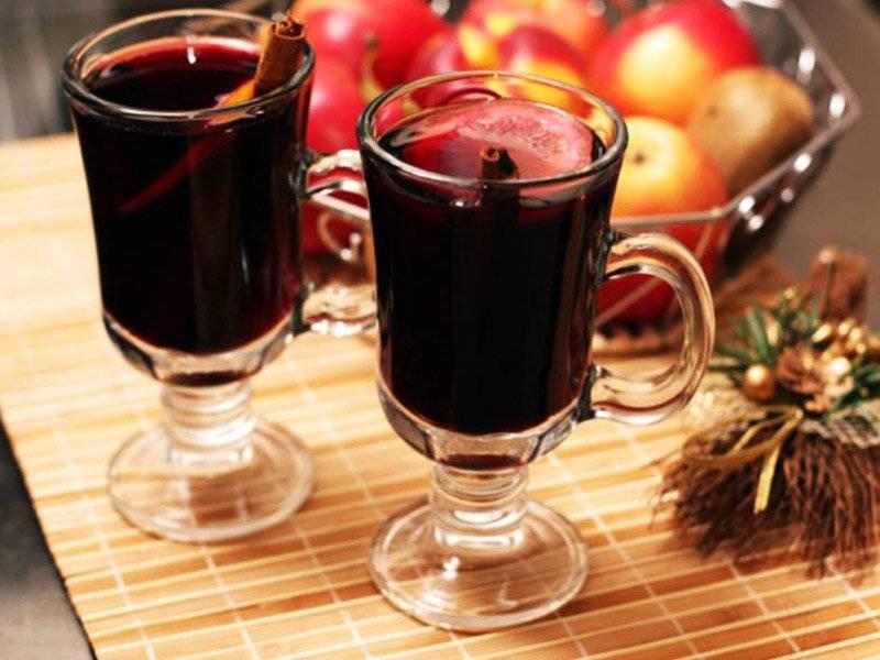 Готовим глинтвейн из домашнего вина