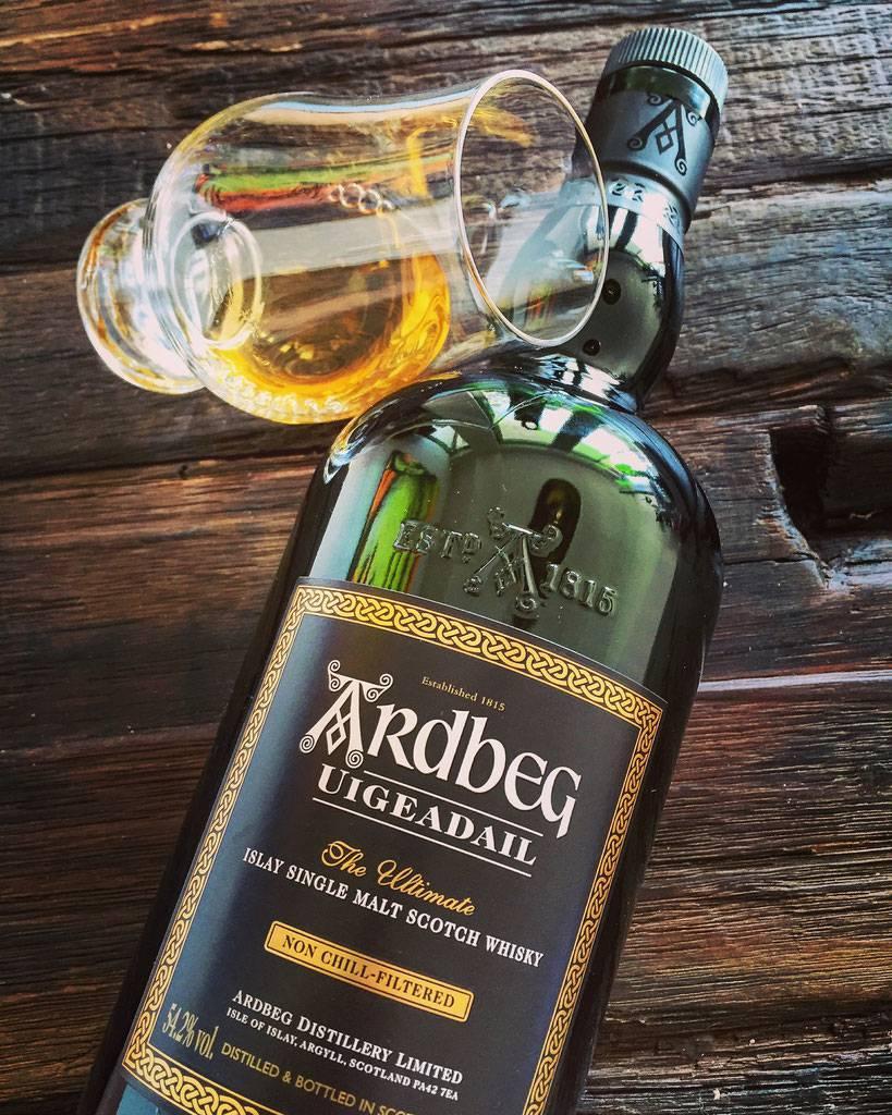 Популярный шотландский виски «ардбег»: описание, состав, отзывы, цена
