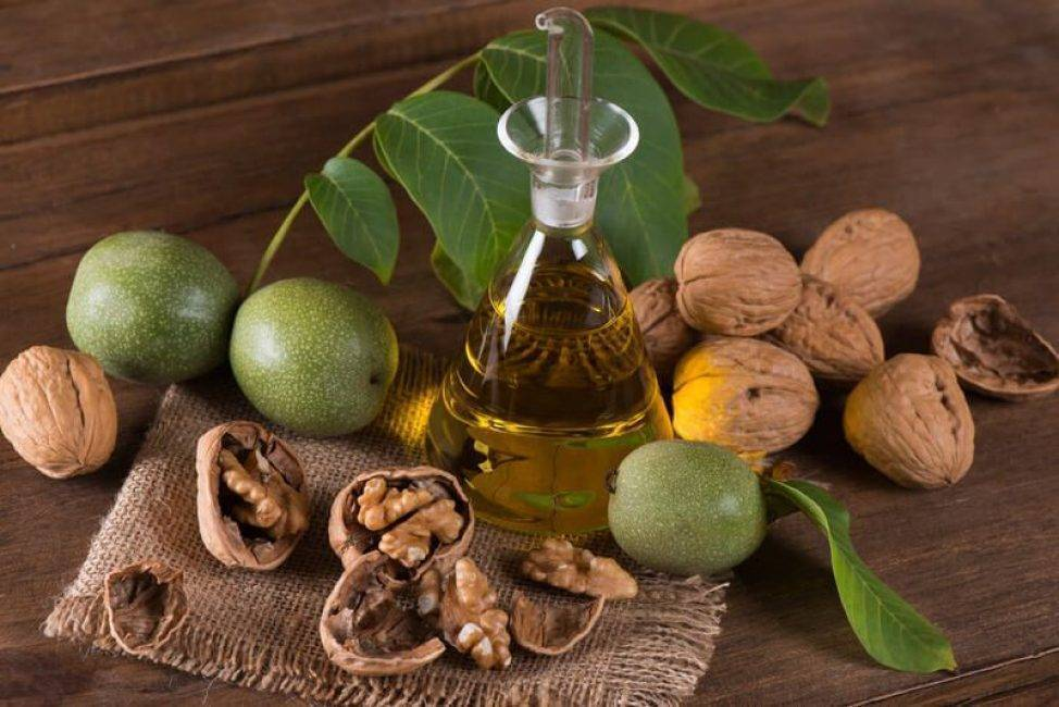 Настойка с грецким орехом — источник здоровья