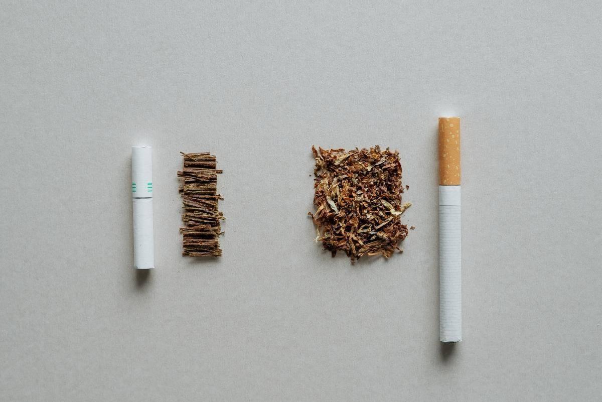 Фильтры для сигарет: разновидности, состав и характеристики