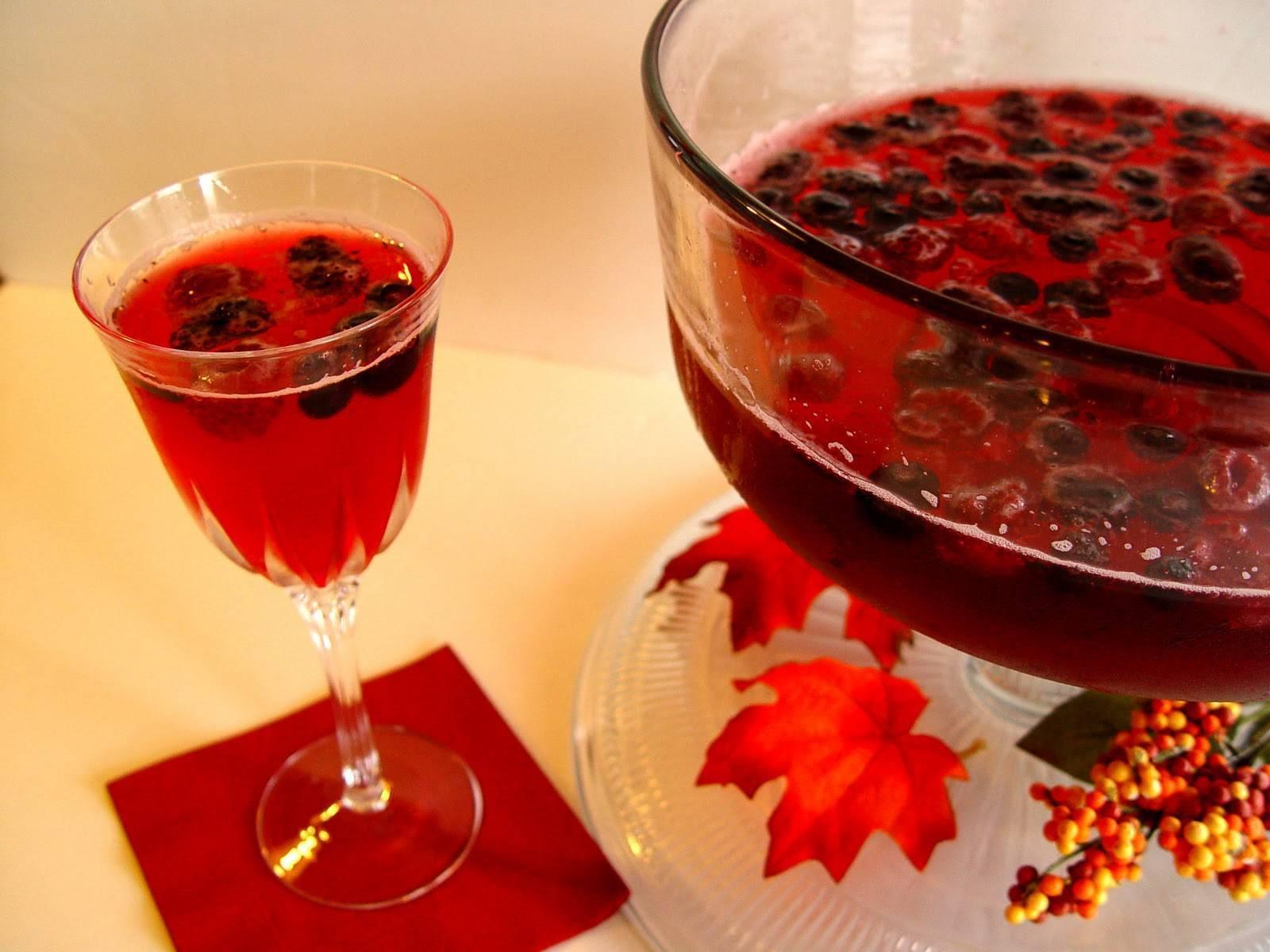 Настойка из клюквы на спирту: рецепт