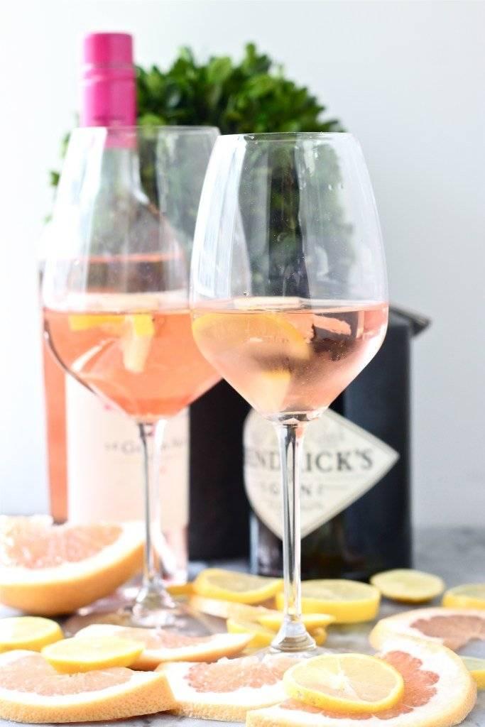 Лучшие коктейли из вина