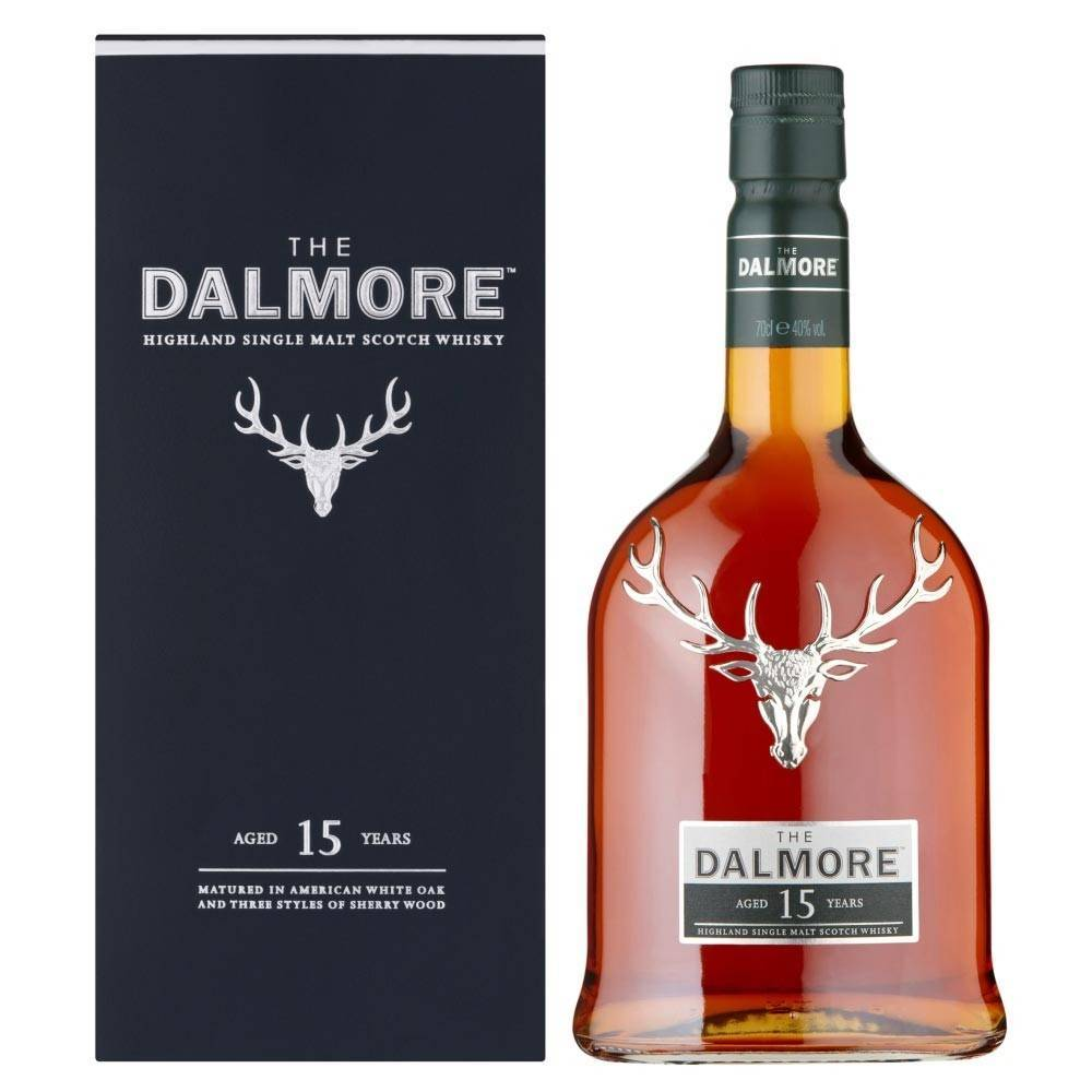 Виски dalmore (дэлмор): описание, история, виды марки