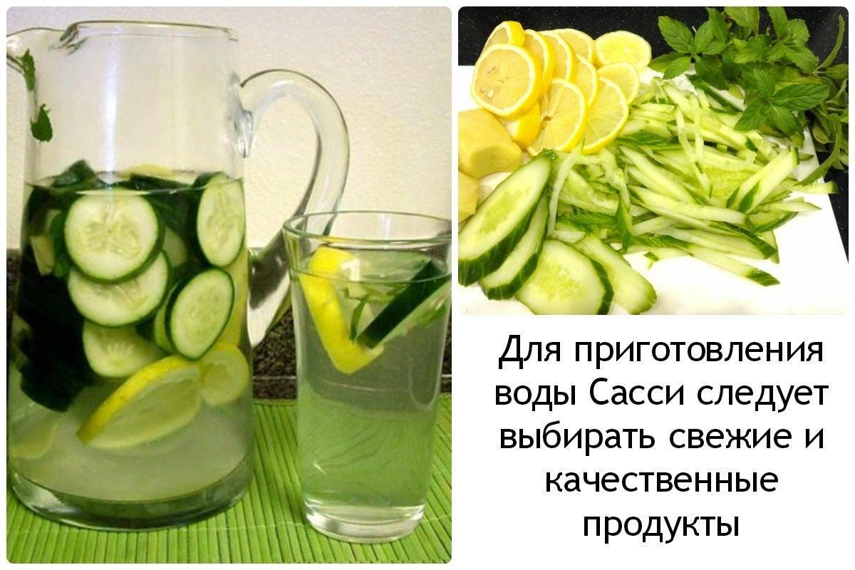 Вода с лимоном для устранения похмелья: рецепты и эффективность