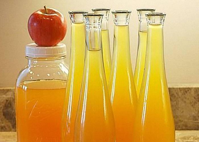 Яблочная настойка и наливка: 9 рецептов в домашних условиях